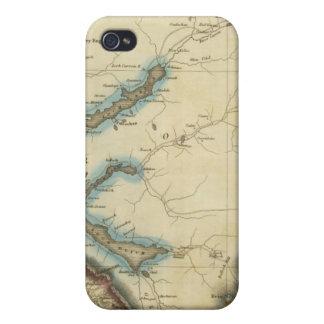 Condado del norte de Inverness iPhone 4 Carcasas
