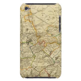 Condado del norte de Roxburgh iPod Touch Case-Mate Funda