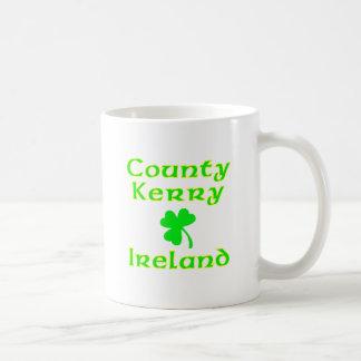 Condado Kerry, Irlanda Taza