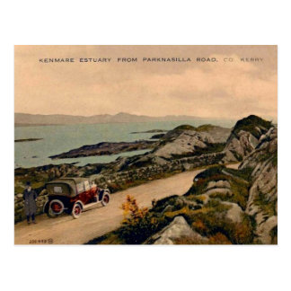 Condado Kerry Kenmare Ca 1900 de Irlanda del vinta Postal