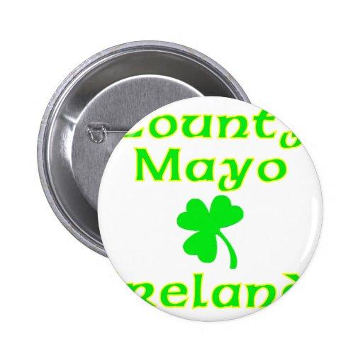 Condado Mayo, Irlanda Pin