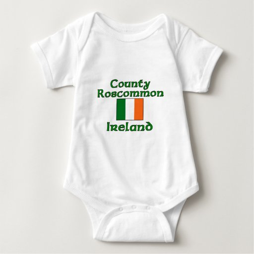 Condado Roscommon, Irlanda Body Para Bebé
