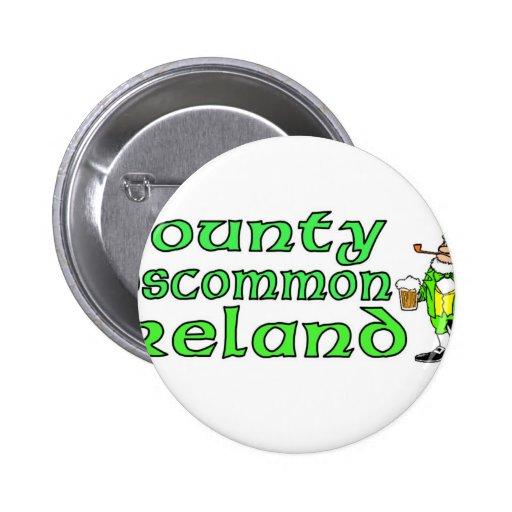 Condado Roscommon, Irlanda Pin