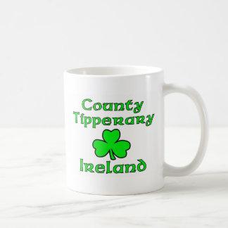 Condado Tipperary, Irlanda Tazas