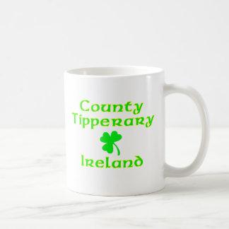 Condado Tipperary, Irlanda Taza