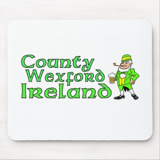 Condado Wexford, Irlanda Mouse Pad