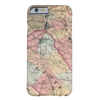 Condados de Camden, Gloucester, NJ Funda Barely There iPhone 6