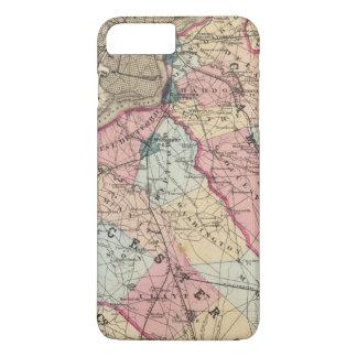 Condados de Camden, Gloucester, NJ Funda iPhone 7 Plus