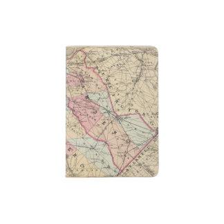 Condados de Camden, Gloucester, NJ Porta Pasaporte