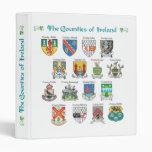 Condados de la carpeta de Irlanda
