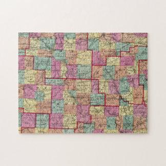 Condados de Ohio Puzzle