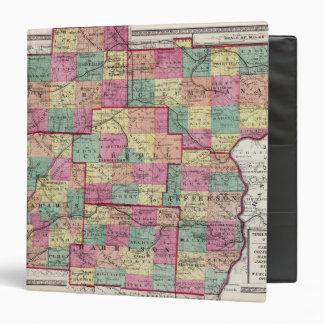 Condados rígidos y de Tuscarawas