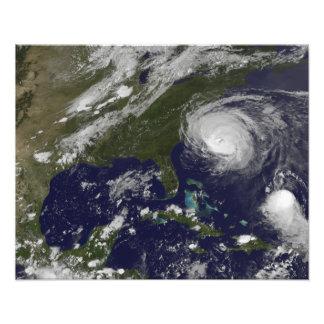 Conde 2 del huracán fotografía
