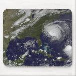 Conde 4 del huracán alfombrilla de ratón