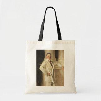 Conde de Dalhousie por Sargent, arte del retrato Bolsa Tela Barata