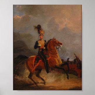 Conde de Uxbridge Póster