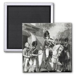 Conde Harcourt de Marshall del campo Iman De Nevera
