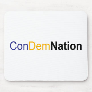 condemnation mouse pad