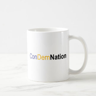 condemnation mug