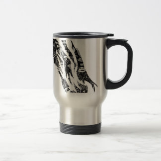 Condemnation of the Future Space Pope Travel Mug