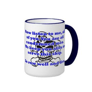 Condemned Men mug