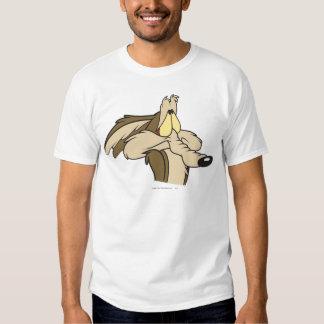 Condenación de E. Coyote Impending del Wile Camisas