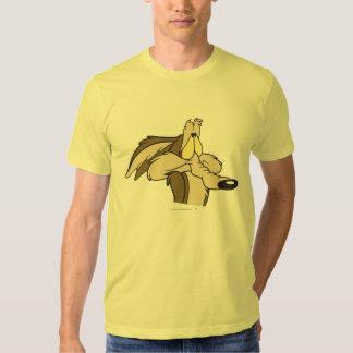 Condenación de E. Coyote Impending del Wile Remera