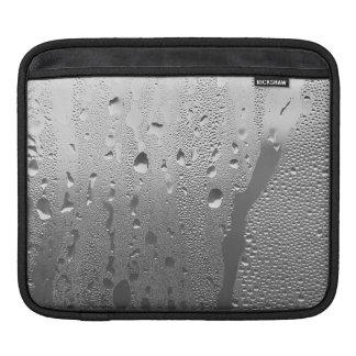 Condensación fresca en el acero inoxidable fundas para iPads