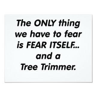 condensador de ajuste del árbol del miedo comunicado personal