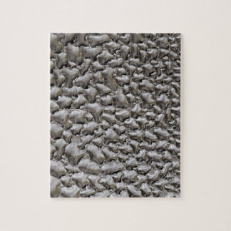 Condensation Droplets Black and White Jigsaw Puzzle