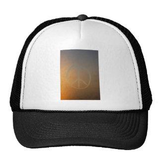 Condensation on the window trucker hat