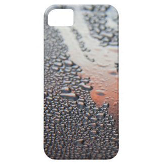 Condensed water drops iPhone 5 cover