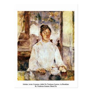 Condesa Adèle De Toulouse-Lautrec del artista de l Tarjetas Postales