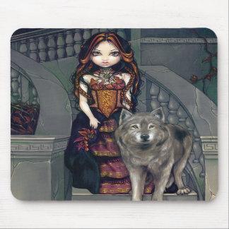 """Condesa"" Mousepad del lobo"