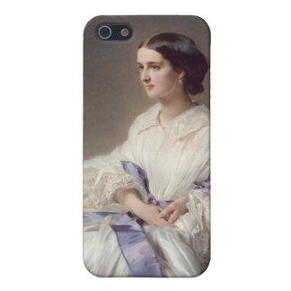 Condesa Olga Shuvalova, 1858 iPhone 5 Fundas