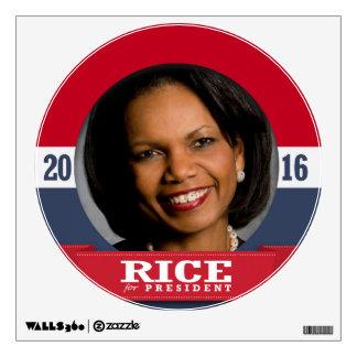 CONDI RICE 2016 WALL DECOR