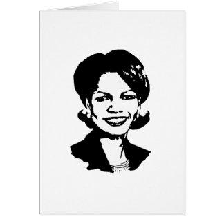 Condi Rice Cards