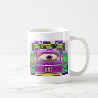 Condicionamiento de 3 taza