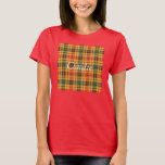 Condie clan Plaid Scottish kilt tartan T-Shirt