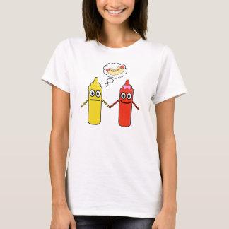 Condiment Infidelity T-Shirt