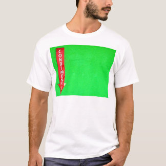 Condiments T-Shirt