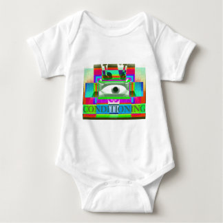 Conditioning 2 baby bodysuit