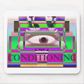 Conditioning 2 mouse pad