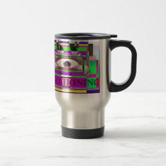 Conditioning 2 15 oz stainless steel travel mug