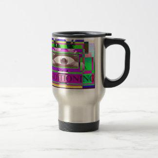 Conditioning 3 15 oz stainless steel travel mug