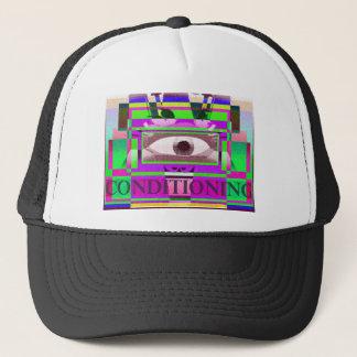 Conditioning 3 trucker hat