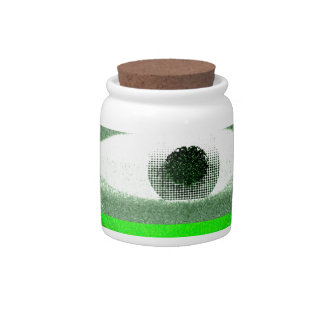 Conditioning Candy Jars