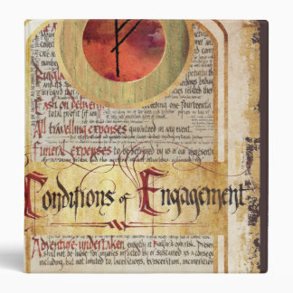 Conditions of Engagement Binder