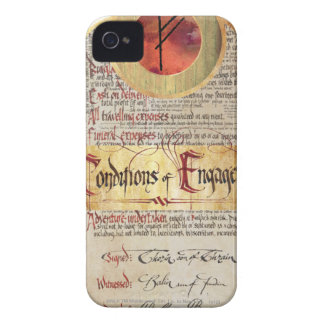 Conditions of Engagement iPhone 4 Case-Mate Case