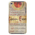 Conditions of Engagement iPod Touch Case